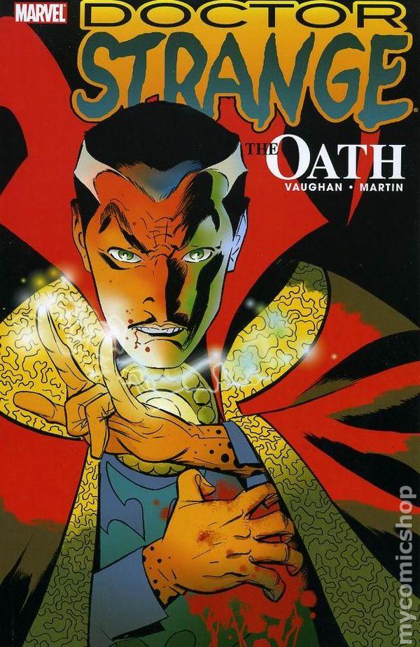 Dr. Strange: The Oath