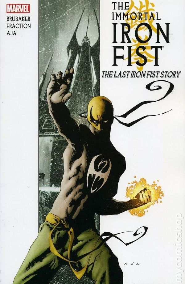 Immortal Iron Fist: The Last Iron Fist Story