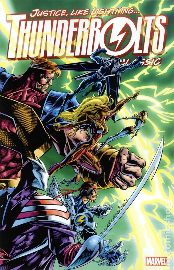 Thunderbolts Classic, Vol. 1