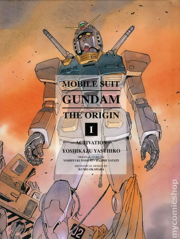 Mobile Suit Gundam: The Origin: Activation