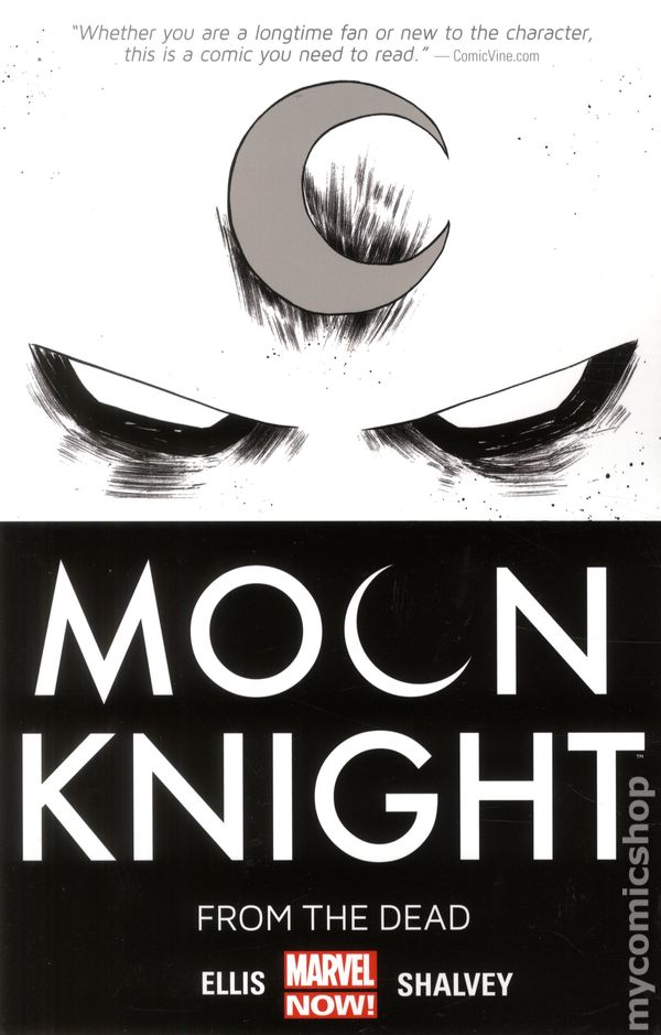 Moon Knight: From Dead