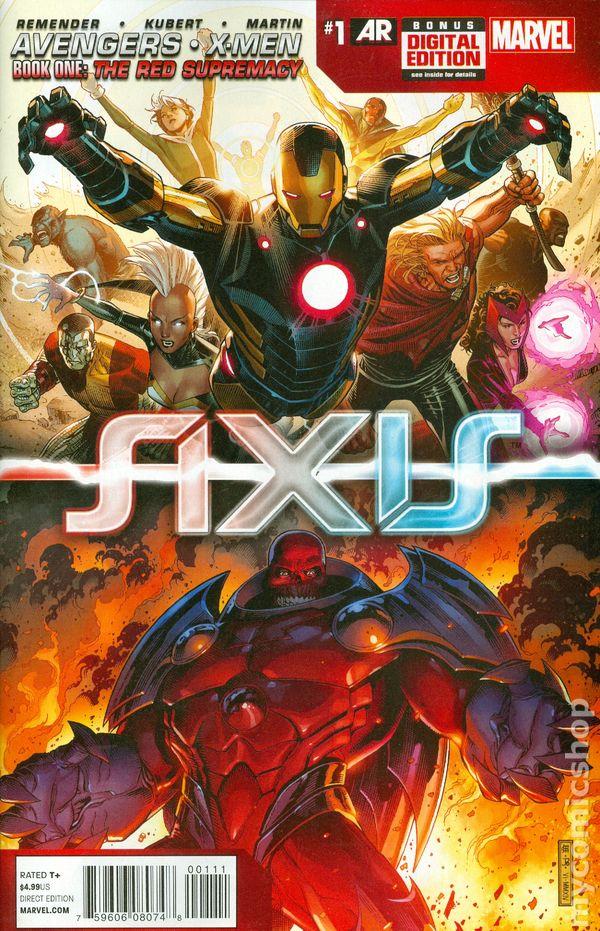 Axis: Avengers & X-Men