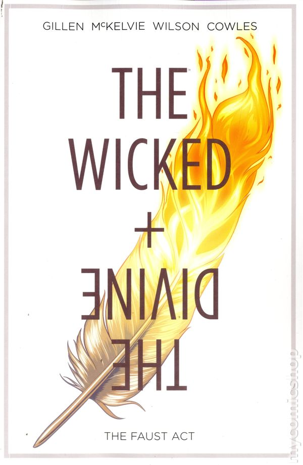 The Wicked + The Divine: The Faust Act