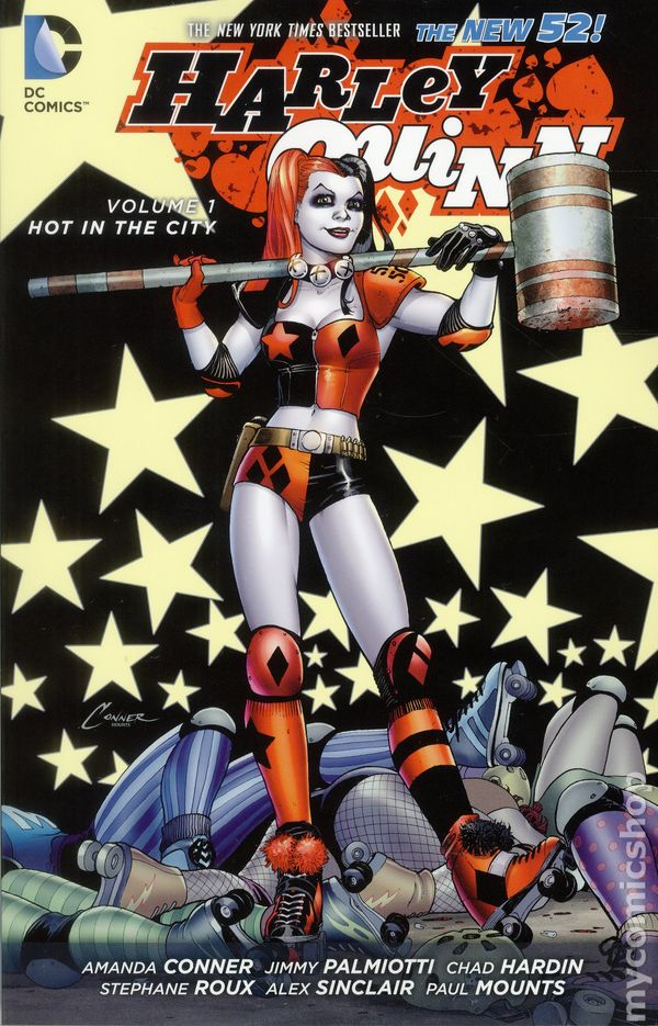 Harley Quinn: Hot in the City