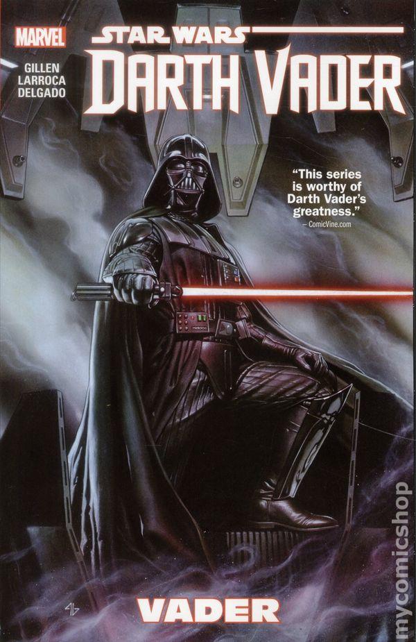 Darth Vader: Vader!