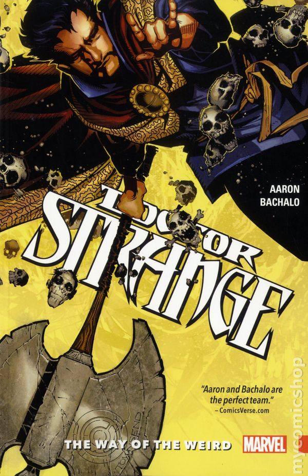 Doctor Strange: Way of the Weird