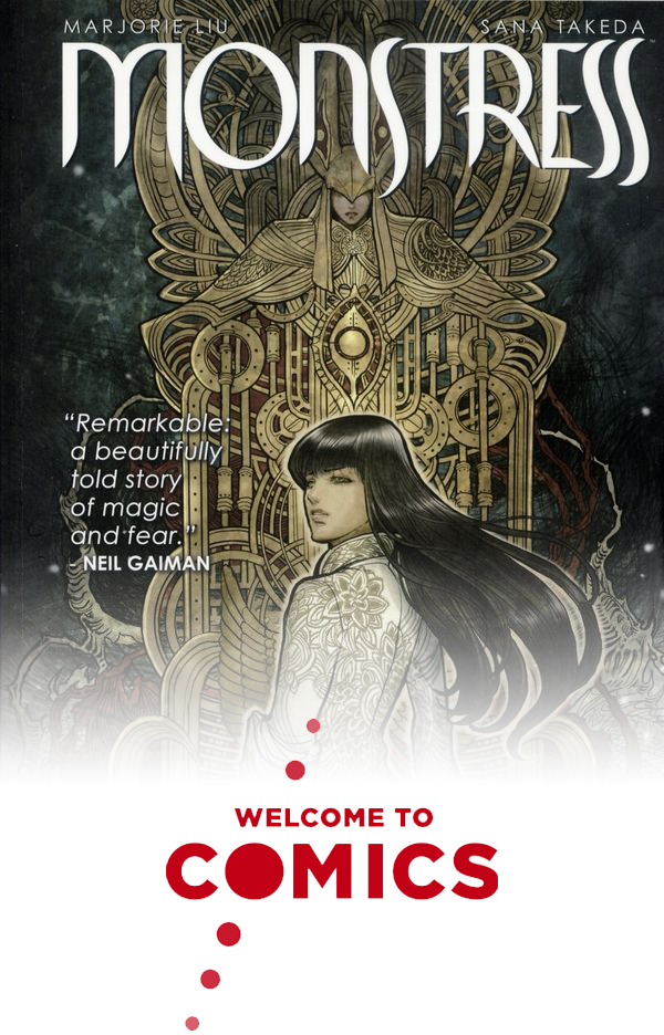 """Monstress: Awakening"""